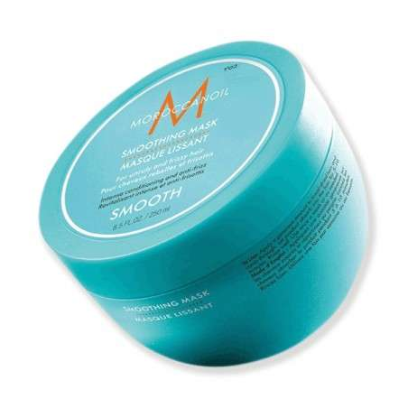 Máscara Smooth Moroccanoil