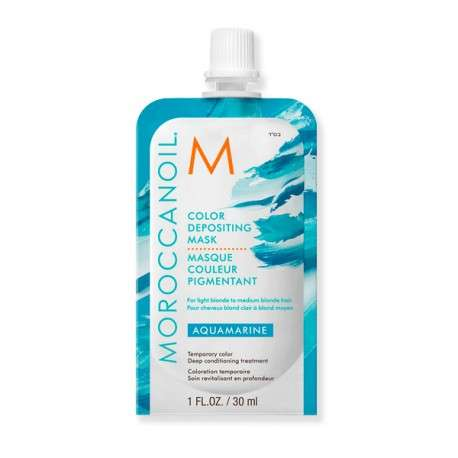 Aquamarine Color Mask 30 ml Moroccanoil