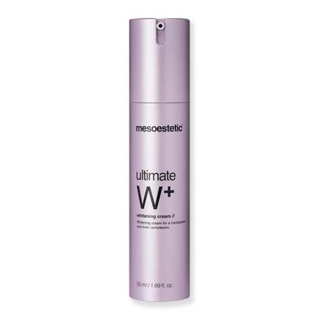 Whitening Cream Ultimate W+ Mesoestetic