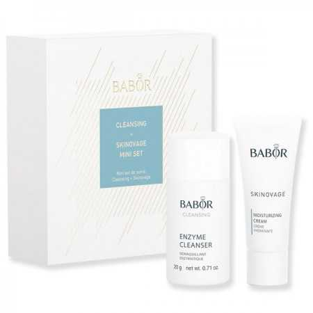 Cleansing skinovage Mini Set 2021 Babor cococrem