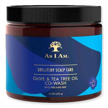 Dry & Itchy Scalp Care CoWash As I Am 1 CocoCrem