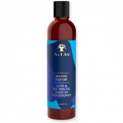 Olive & Tea Tree Oil Leave-In Conditioner As I Am 1 CocoCrem