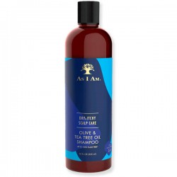 Olive & Tea Tree Oil Shampoo As I Am 1 CocoCrem