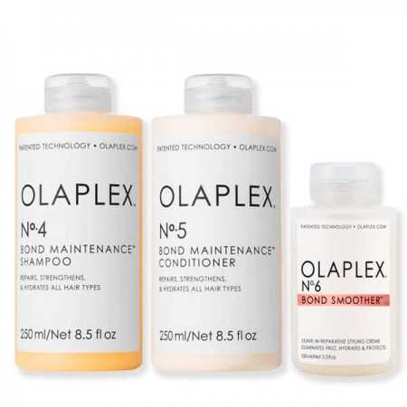 Kit N4, N5 Y N6 Bond Maintenance Olaplex CocoCrem