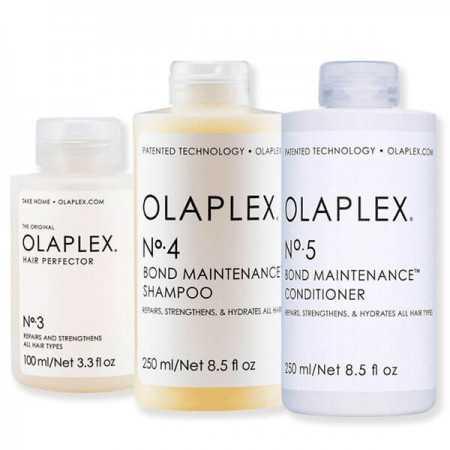 Kit N3, N4 Y N5 Bond Maintenance Olaplex CocoCrem