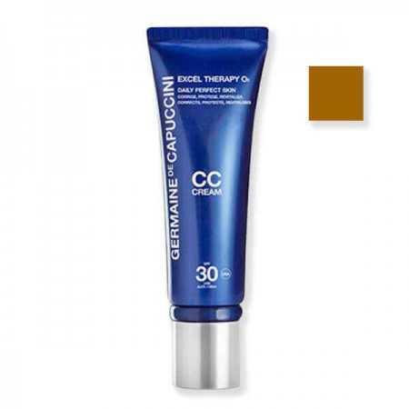 CC Cream Bronze Excel Therapy O2 Germaine de Capuccini CocoCrem