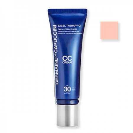CC Cream Beige Excel Therapy O2 Germaine de Capuccini CocoCrem