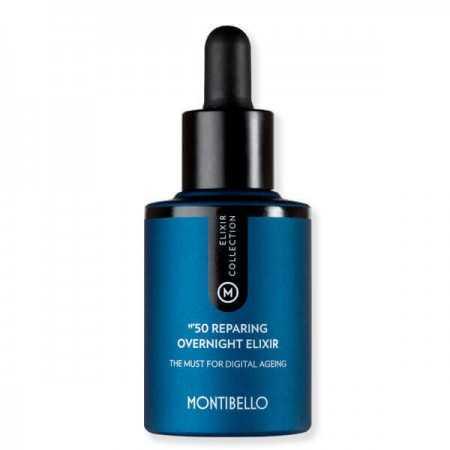 Nº50 Repairing Overnight Elixir Montibello 1 CocoCrem
