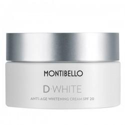 Anti-age Whitening Cream SPF20 D-White Montibello CocoCrem