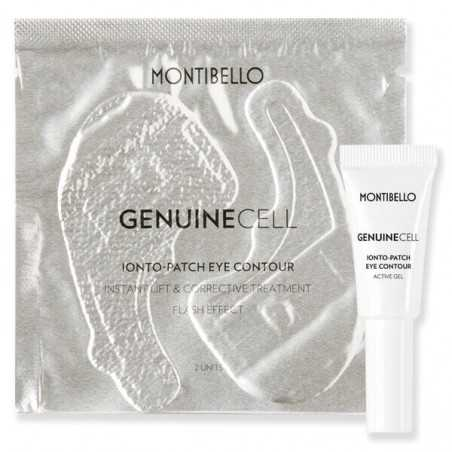 Ionto-Patch Eye Contour Genuine Cell Montibello 1 CocoCrem
