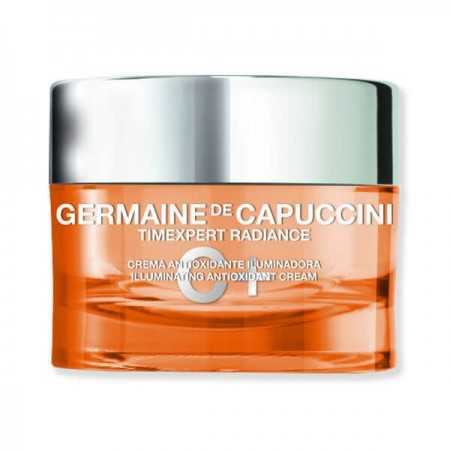 Crema Antioxidante e Iluminadora Timexpert C Radiance Germaine de Capuccini CocoCrem
