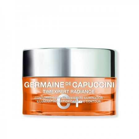 Contorno de Ojos Antioxidante e Iluminador Timexpert C Radiance Germaine de Capuccini CocoCrem