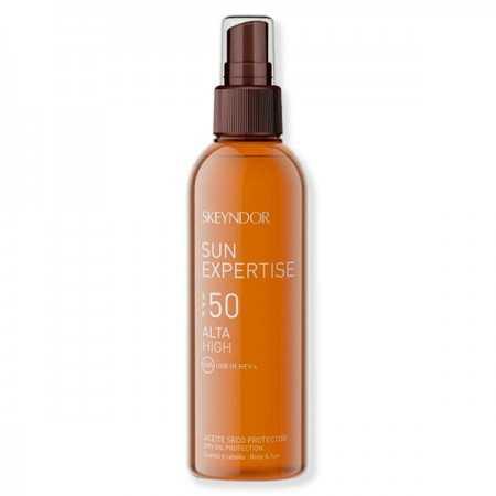Aceite Seco Protector SPF50 Skeyndor CocoCrem
