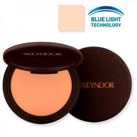Maquillaje Compacto SPF50+ Blue light 01 Skeyndor CocoCrem
