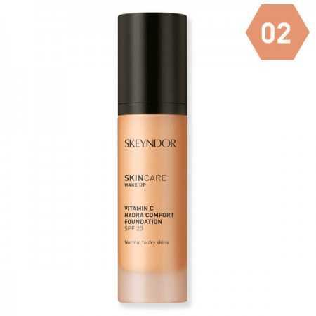 Maquillaje Hidratante 02 SPF20 Skeyndor CocoCrem