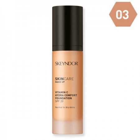 Maquillaje Hidratante 03 SPF20 Skeyndor CocoCrem