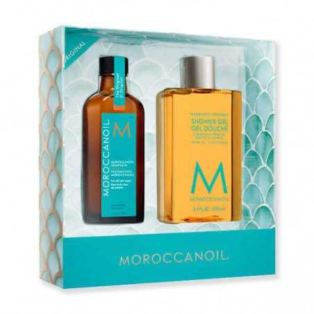 Treatment Light Moroccanoil Summer Promotion 2 CocoCrem