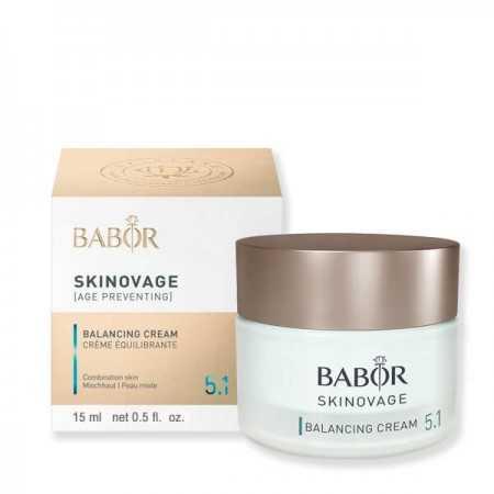Minitalla 15ml Balancing Cream Skinovage Babor cococrem