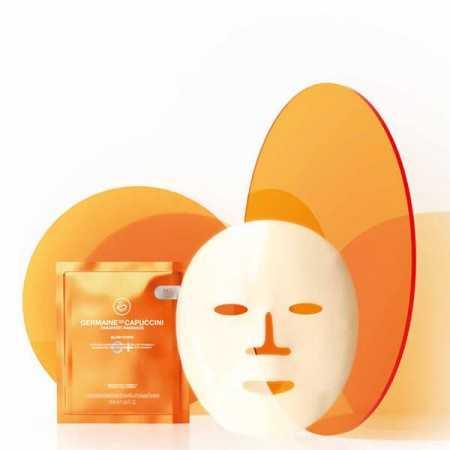 Máscara Iluminadora Anti-Fatiga Timexpert C Radiance Germaine de Capuccini 2 CocoCrem