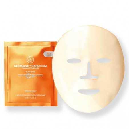 Máscara Iluminadora Anti-Fatiga Timexpert C Radiance Germaine de Capuccini 1 CocoCrem