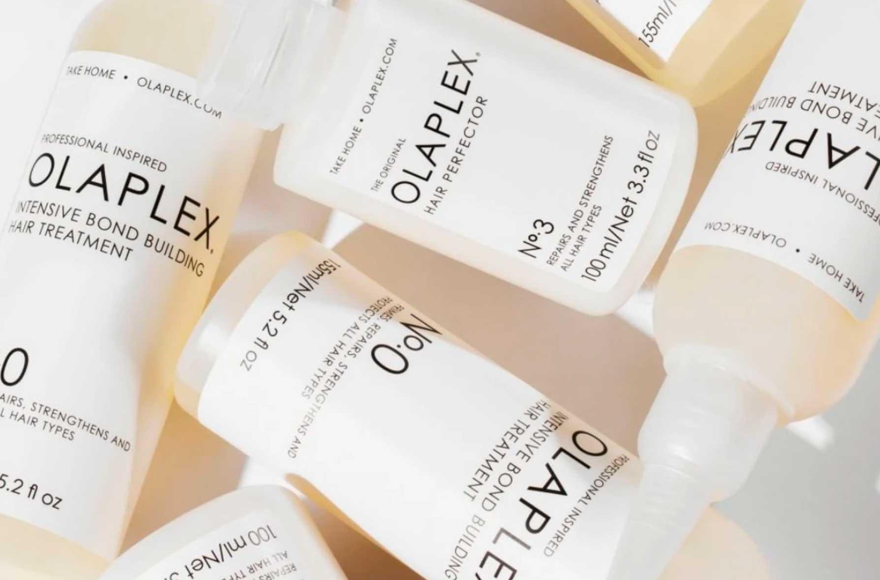 Olaplex, tratamiento capilar en pack para reparar el pelo dañado
