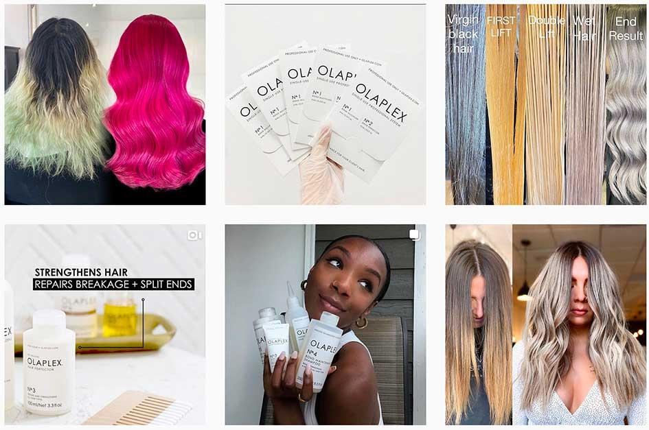 Olaplex Capilar, productos para pelo estropeado, dañado por la decoloracion y tintes