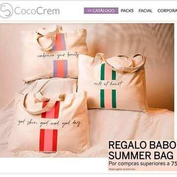Este verano por compras superiores a 75 euros en la firma BABOR REGALO BABOR SUMMER BAG (hasta agotar existencias) Solo en www.cococrem.es Envíos en 24-48 h y siempre GRATUITOS. 🔈NO OLVIDES APLICAR EL CUPÓN DESCUENTO👉🏻coco Descúbrelos aquí👉🏻 https://cococrem.es/736-babor  Más info en☎️ 663283290 también por WhatsApp  www.cococrem.es #cococrem #babor #baborloves #baborespaña #baborheroes #askformore #cuidadodelapiel #rutinadecuidadodelapiel #regalo #antiaging #bellezalimpia #doctorbabor #cremasbabor