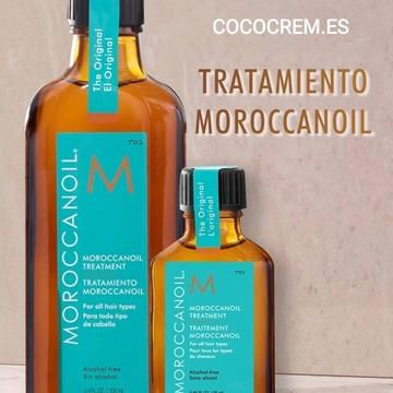 TRATAMIENTO MOROCCANOIL.  Un lujo para tu cabello 🐩 www.cococrem.es #Moroccanoil #cococremcosmetica #cococrem #MoroccanoilOnline #tratamientocapilar #tratamientomoroccanoil