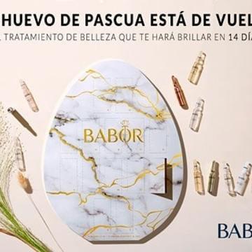 HUEVO PASCUA BABOR 2021🔜 Cura INTENSA EN SOLO 14 DÍAS 14 ampollas X 2m Descúbrelo aquí 👉https://cococrem.es/packs-facial-babor/2507-huevo-pascua-2021-babor.html www.cococrem.es #babor #doctorbabor #cococrem