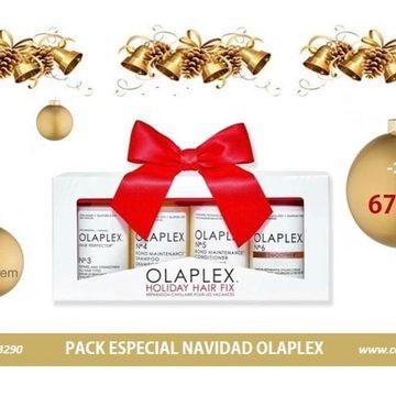 🎄PACK ESPECIAL NAVIDAD OLAPLEX.🎄 Holiday Hair Fix Olaplex.  Ahora -15% ❤️❤️EDICIÓN LIMITADA. Hasta fin de existencias!! ENVÍO GRATÍS Y DESDE 24/48 HORAS Más info en☎️ 663283290 también por WhatsApp  Descúbrelo aquí 👉 https://cococrem.es/packs-olaplex/2237-holiday-hair-fix-olaplex-896364002794.html www.cococrem.es #olaplex #n1 #n1yn2 #belleza #cosmetica #altacosmetica #centromedico #lifting #estetica #centrobelleza #repair #cabello #hidratacion #champú #tratamientoolaplex #mascarillacapilar #proteccióncabello #olaplexonline  #reparación #shopolaplex #salonolaplex #proteccióncabello