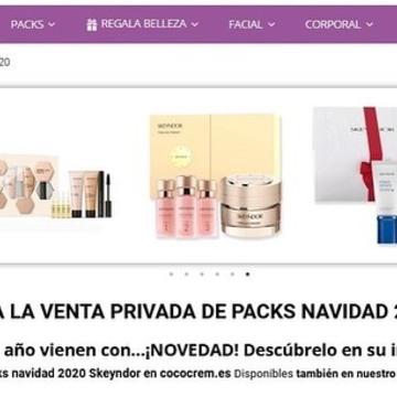 🎄PACKS NAVIDAD 2020 SKEYNDOR🎄: VENTA PRIVADA EN COCOCREM ✨ Un pack para cada necesidad de la piel.  TODOS CONTIENEN 👉CREMA+SERUM+CONTORNO DE OJOS Solicita tu pase vip mediante WhatsApp en el 663283290 o aquí 👉 https://cococrem.es/content/29-solicitud-venta-privada-skeyndor Esta navidad regala belleza. Compra Skeyndor online en cococrem y haremos que tus regalos sean los más originales. Más info en☎️ 663283290 también por WhatsApp  ENVÍOS desde 24/48 HORAS Y GRATIS EN COMPRAS SUPERIORES a 35 € con muchas muestras de regalos. 🎁🎁😉👏🎈 www.cococrem.es #skeyndor #guapas #belleza #cosmetica #altacosmetica #centromedico  #cremas #serum #lociones #prodigy #aquatherm #globallift #serum #contornoojos #antiarrugas #lifting #cococrem #estetica #centrobelleza #enviosgratuitos #envios24horas #Botox #acidohialuronico #packsnavidadskeyndor